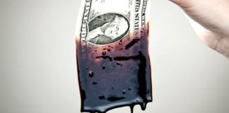oil spill money