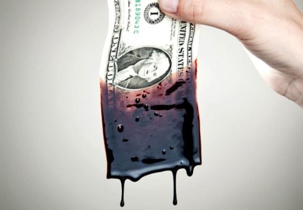 oil spill money