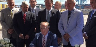 Robert Bentley signs Alabama Renewal Act