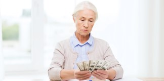 senior citizen money