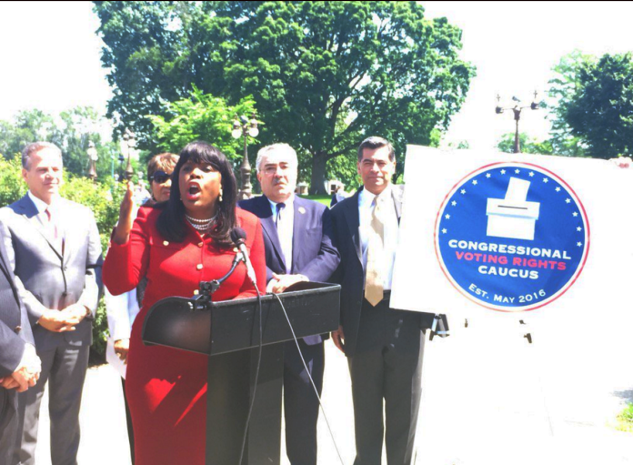 Terri Sewell Congressional Voting Rights Caucus