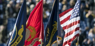 military branches flags