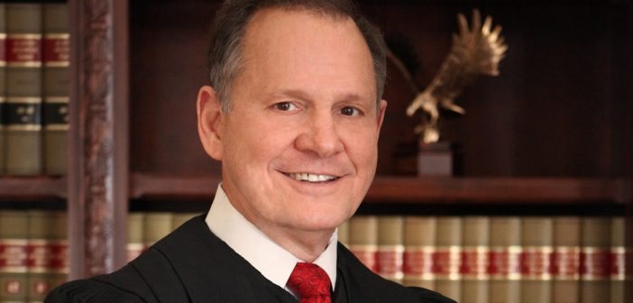 Alabama Roy Moore