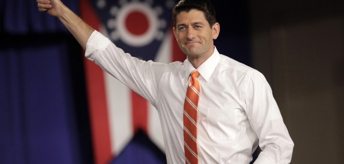 Paul Ryan thumbs up