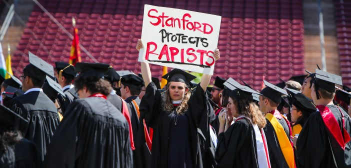 Stanford protects rapists