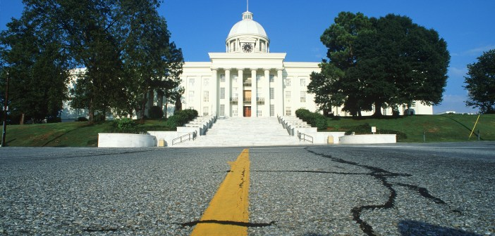 Alabama State Capitol 1