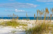 Gulf Coast Alabama beach
