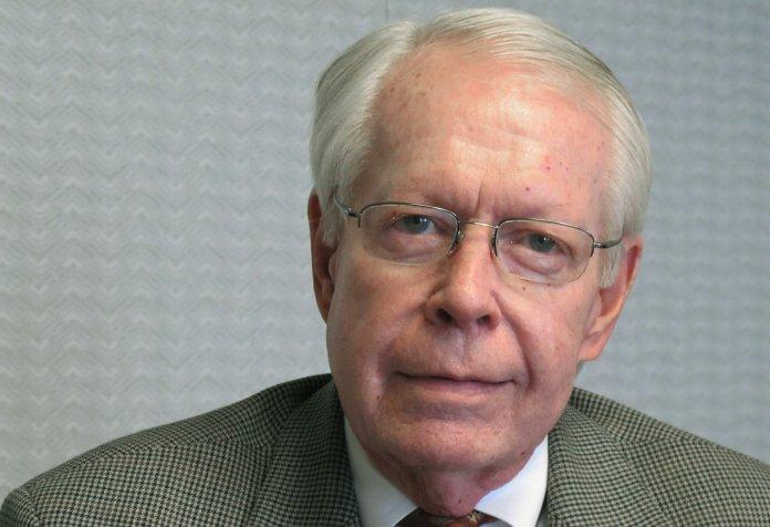 Former Alabama Secretary of State Jim Bennett
