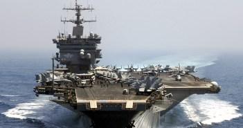 United-States-Navy-Uss-Enterprise-Cvn-65-Aircraft-Carrier-Military