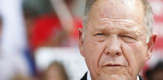 Chief justice roy moore