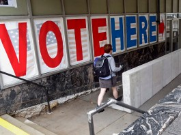 vote here election
