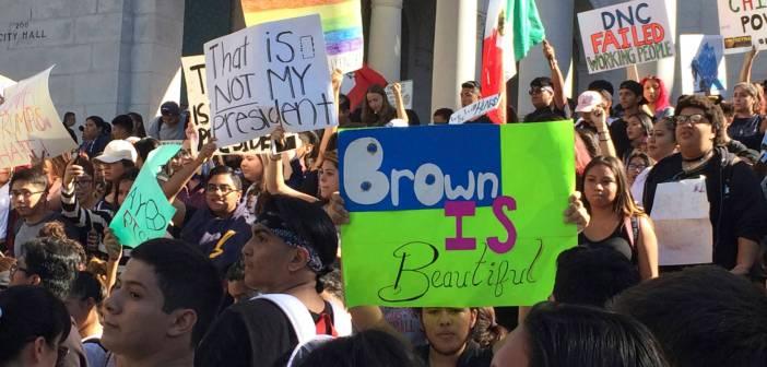 Trump Protests-California