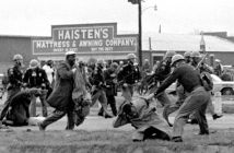 Bloody Sunday fighting
