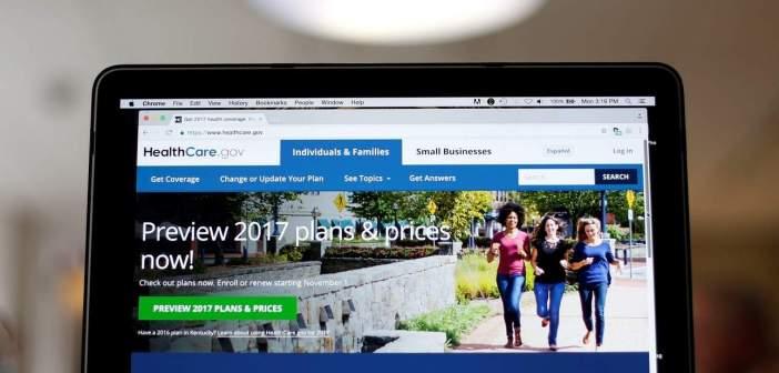 Obamacare computer