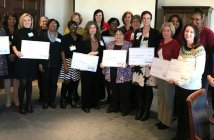 The Womens Fund 2017 grant recipients