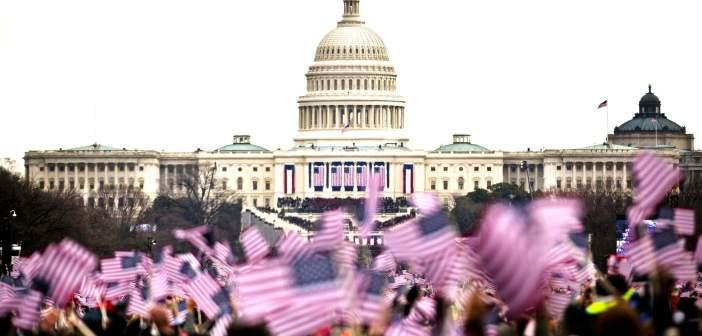 US Capitol inauguration