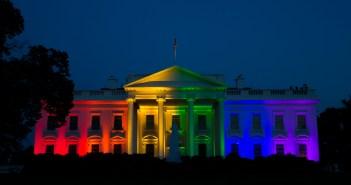 White House gay marriage LGBTQ