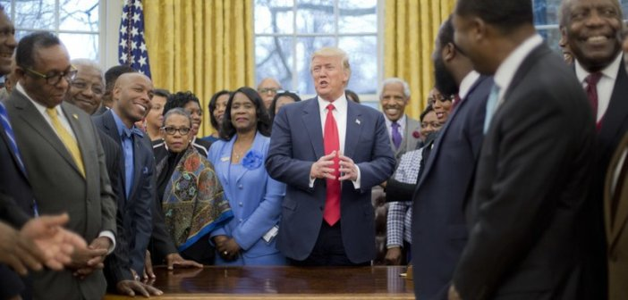 HBCUs and Donald Trump