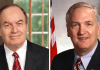 Richard Shelby and Luther Strange