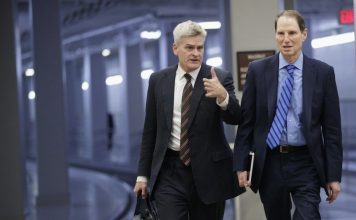 Bill Cassidy and Ron Wyden