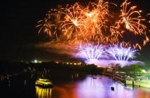 Fireworks Montgomery Alabama