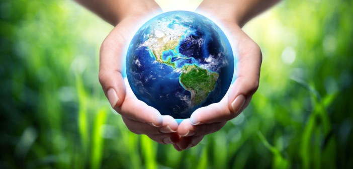 eco-friendly green earth