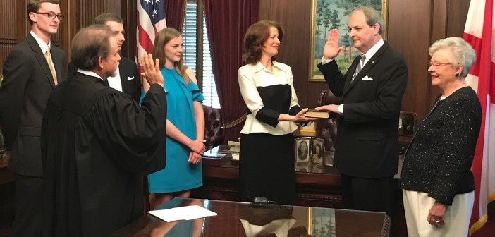 Sellers Swearing In