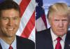 John Merrill and Donald Trump