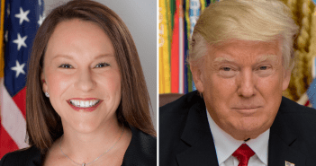 Martha Roby and Donald Trump