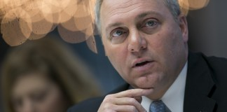House Majority Whip Steve Scalise Interview