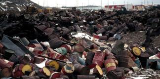 hazardous waste site