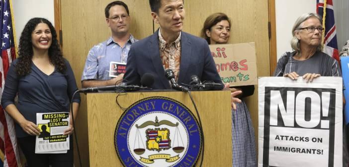 travel ban judge