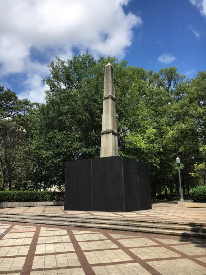 Birmingham monument