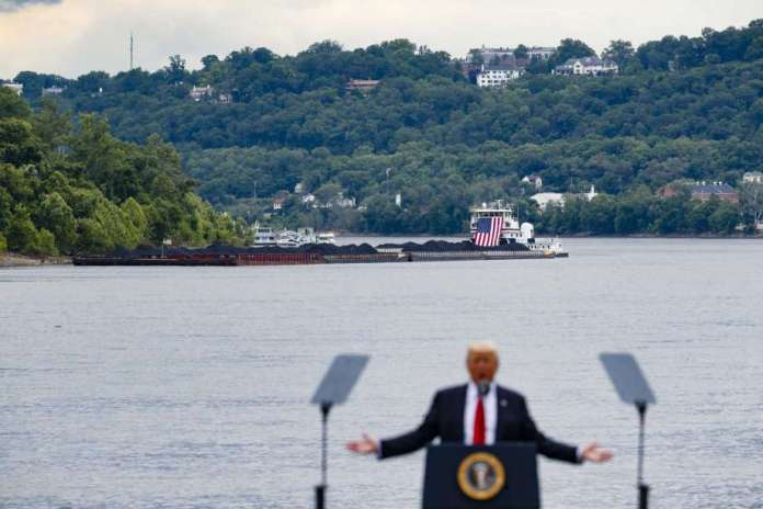 Donald Trump coal