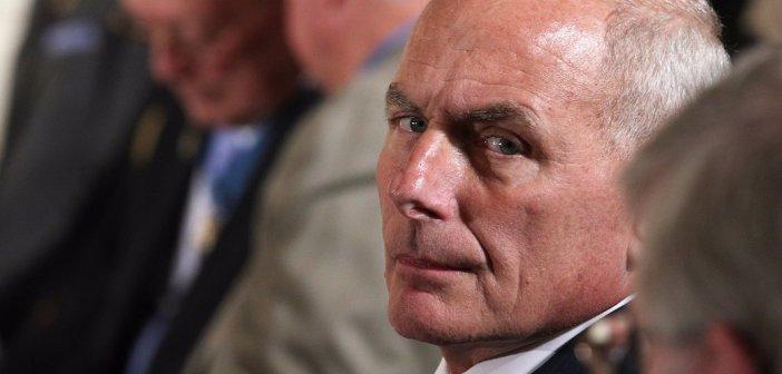 John Kelly Chief of Staff