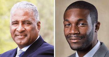 William Bell and Randall Woodfin