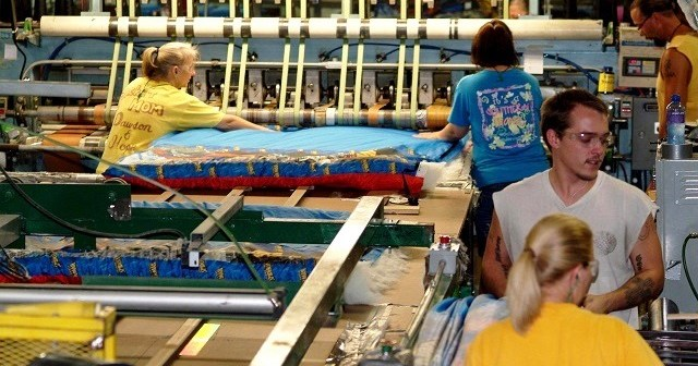 sleeping bag maker