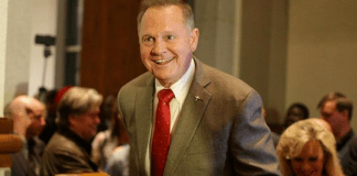 Roy Moore victory
