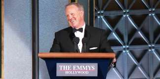 Sean Spicer Emmy Awards