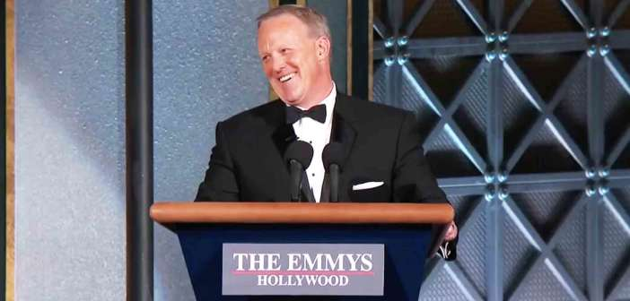 Sean Spicer Emmy Awards