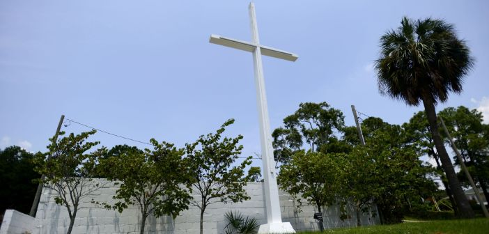 Pensacola cross