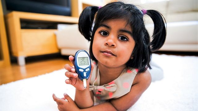 Diabetes child