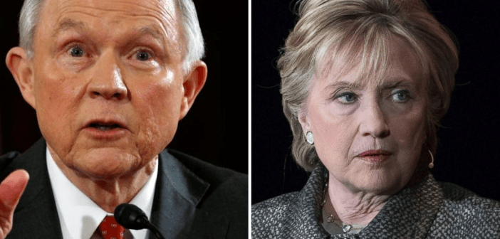 Jeff Sessions_Hillary Clinton