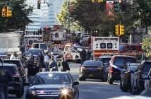 Manhattan terror attack