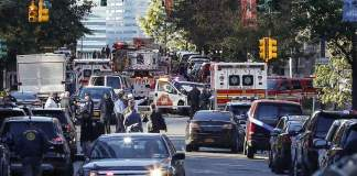 Manhattan terror attack