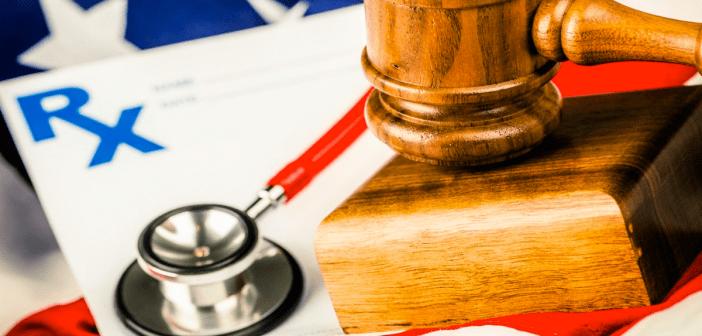 health care mandate gavel