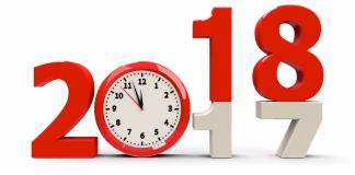 2017 to 2018
