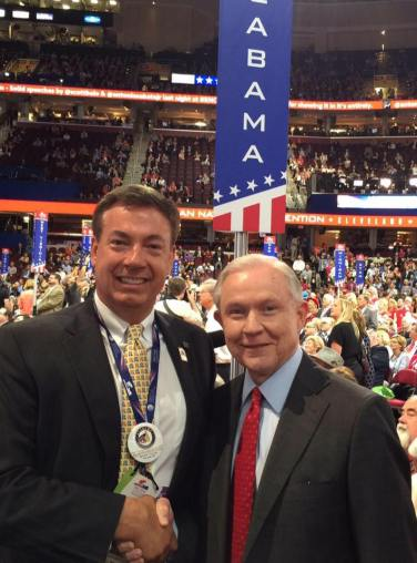 Mack Butler_Jeff Sessions RNC