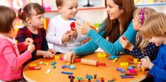 day care kids