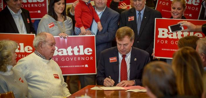 Tommy Battle qualifies for governor's race